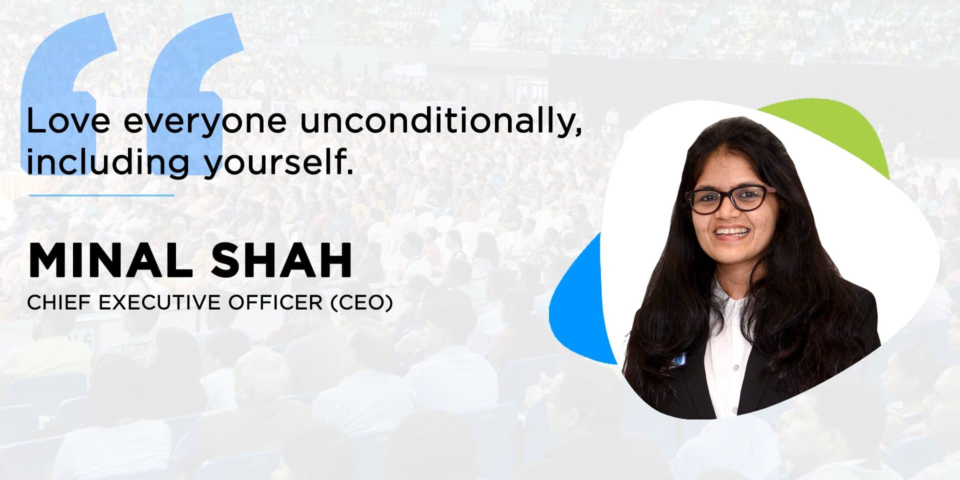Minal Shah CEO Coach For Life